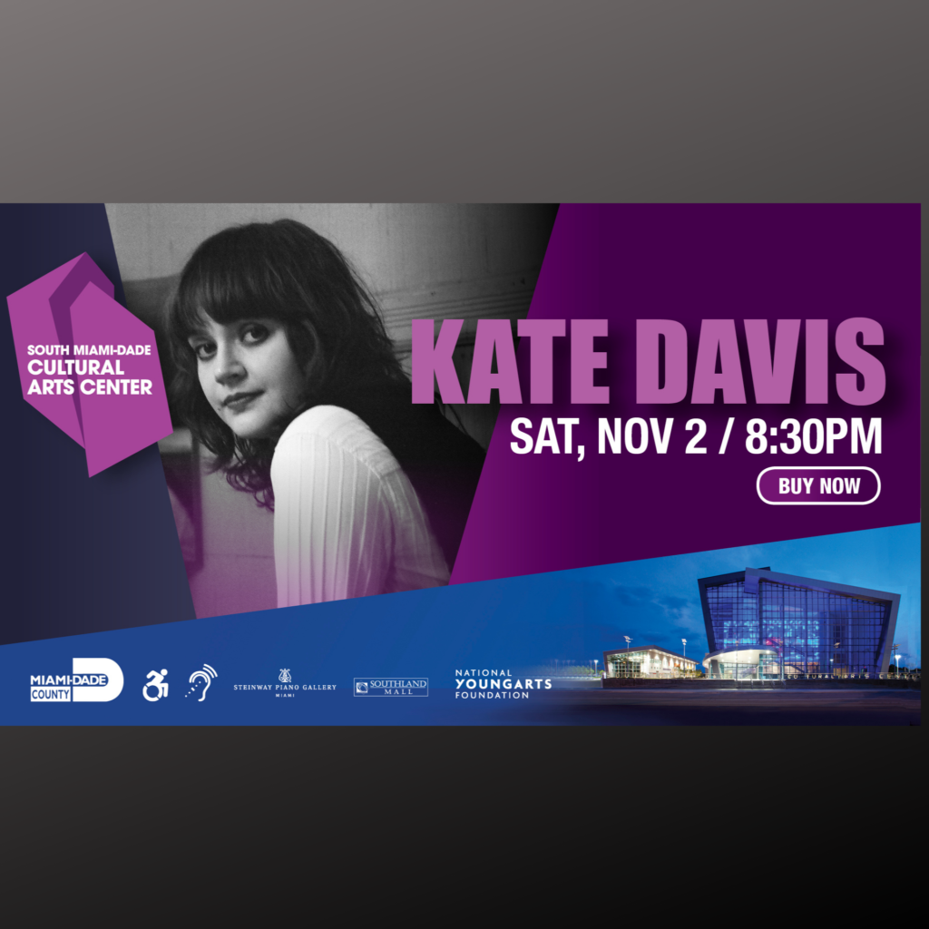 SMDCAC Presents: Kate Davis