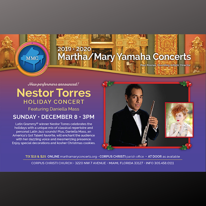 Nestor Torres Holiday Concert