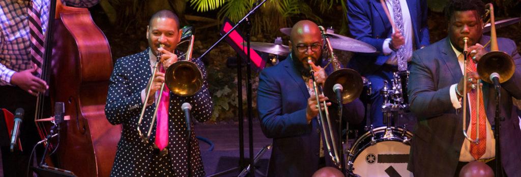 Jazz at Pinecrest Gardens